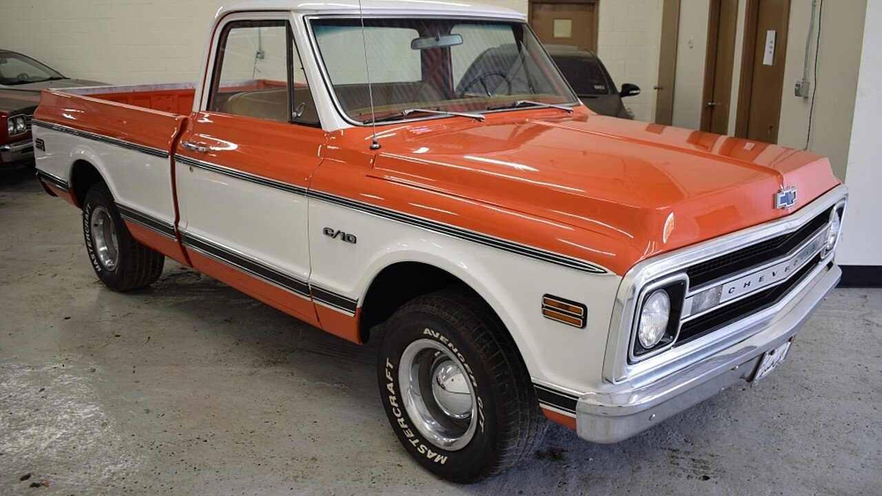 1969 Chevrolet C/K Trucks for sale 100890892