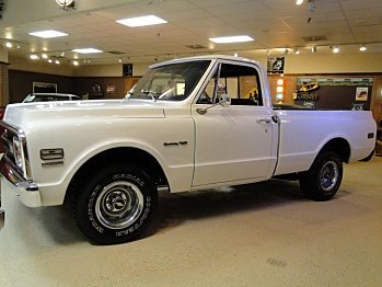 1969 Chevrolet C/K Trucks for sale 100892605