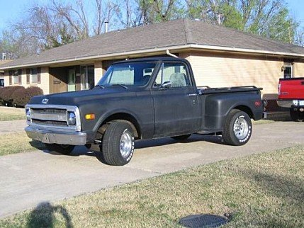 1969 Chevrolet C/K Trucks for sale 100837726