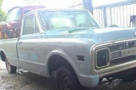 1969 Chevrolet C/K Trucks for sale 100841285