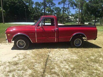 1969 Chevrolet C/K Trucks for sale 100855173
