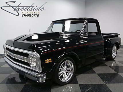 1969 Chevrolet C/K Trucks for sale 100880347
