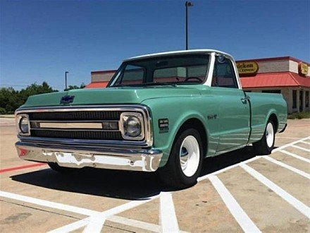 1969 Chevrolet C/K Trucks for sale 100896955