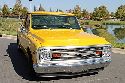 1969 Chevrolet C/K Trucks for sale 100937522