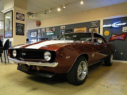 1969 Chevrolet Camaro for sale 100757655