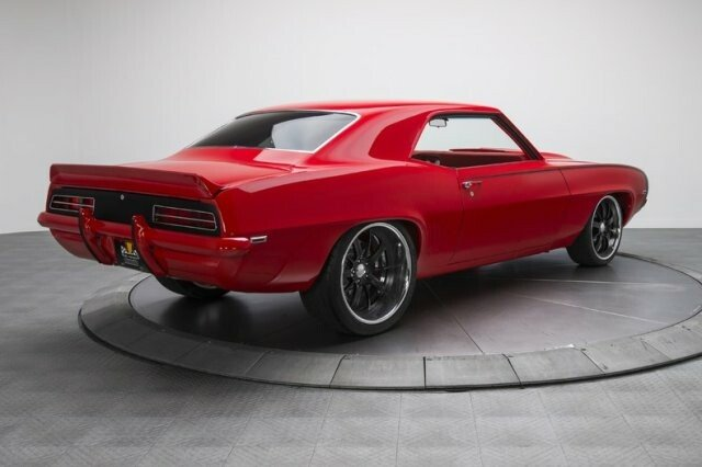 Classic Chevrolet Camaros For Sale Classics On Autotrader