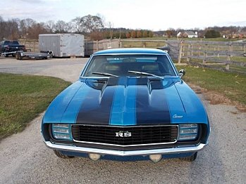 1969 Chevrolet Camaro RS for sale 100822114