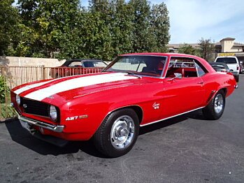1969 Chevrolet Camaro for sale 100853908