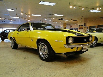 1969 Chevrolet Camaro for sale 100854541