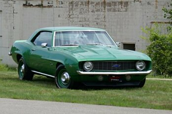 1969 Chevrolet Camaro for sale 100775668