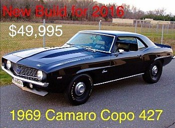 1969 Chevrolet Camaro for sale 100775995
