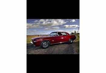 1969 Chevrolet Camaro for sale 100791609