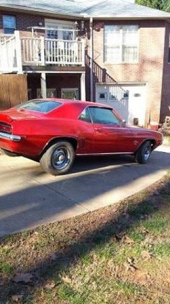 1969 Chevrolet Camaro SS for sale 100825118