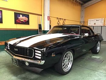 1969 Chevrolet Camaro RS for sale 100825150
