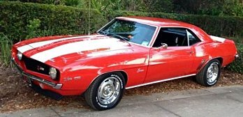 1969 Chevrolet Camaro Z28 for sale 100825535