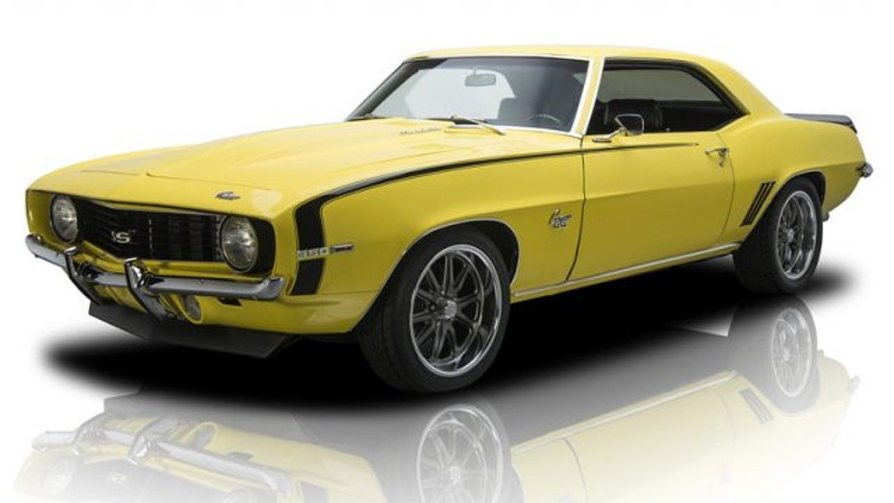 1969 Chevrolet Camaro for sale 100835543
