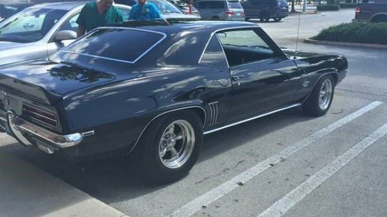 1969 Chevrolet Camaro for sale 100855171