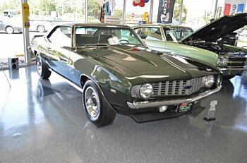 1969 Chevrolet Camaro for sale 100871385