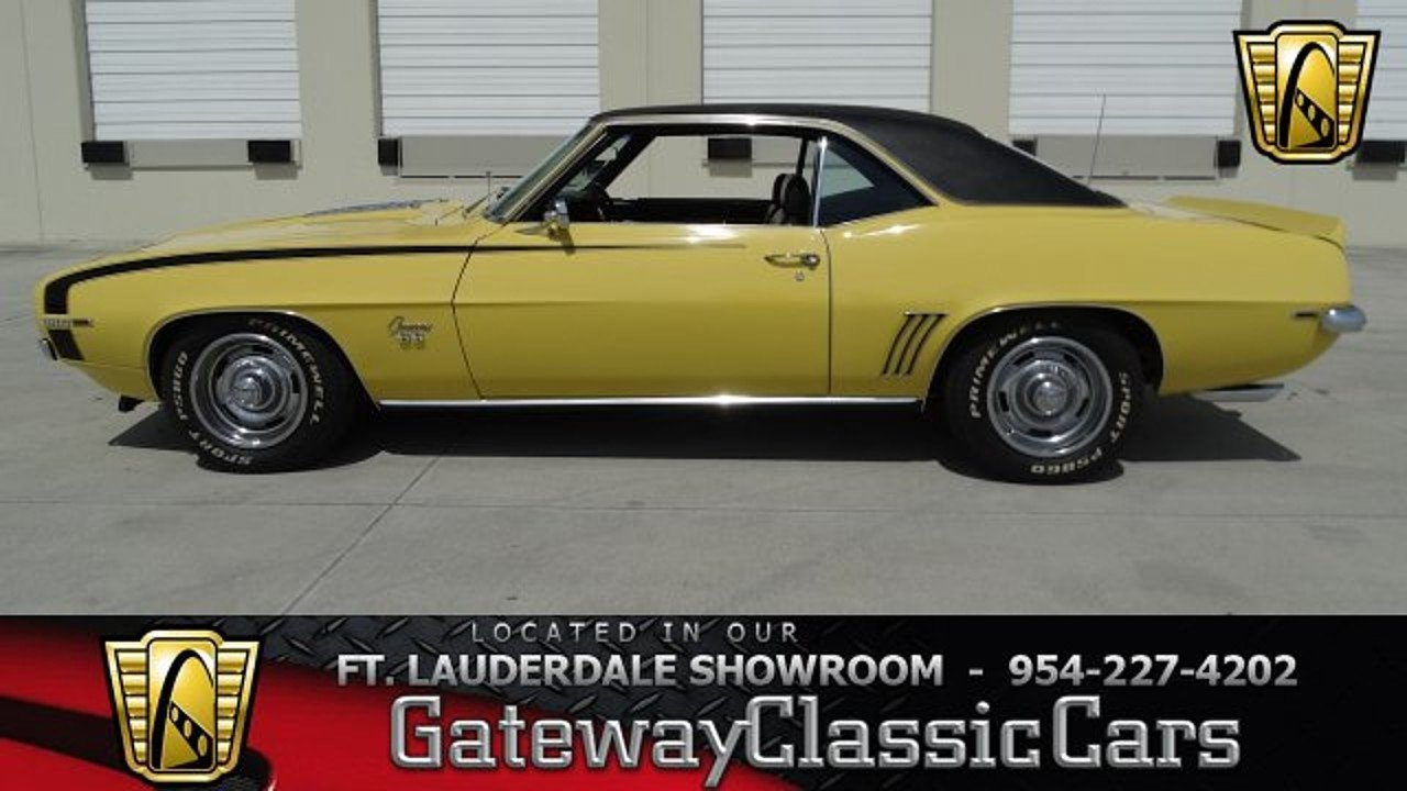 1969 Chevrolet Camaro SS for sale 100871699