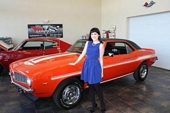1969 Chevrolet Camaro for sale 100885505