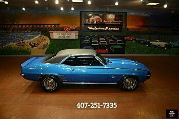 1969 Chevrolet Camaro for sale 100890641