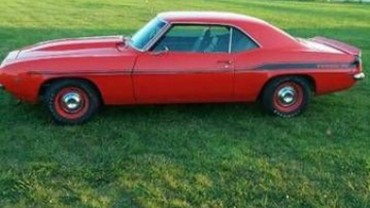 1969 Chevrolet Camaro for sale 100895820
