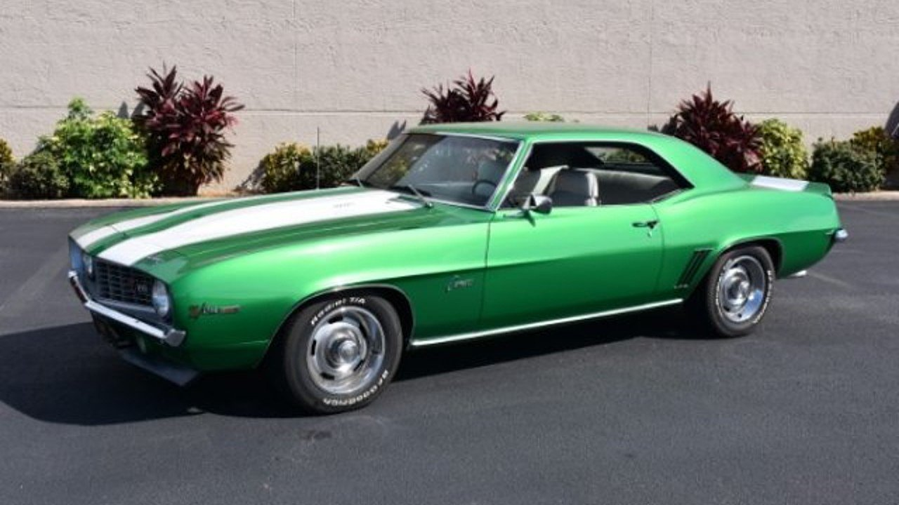 1969 Chevrolet Camaro for sale 100904498