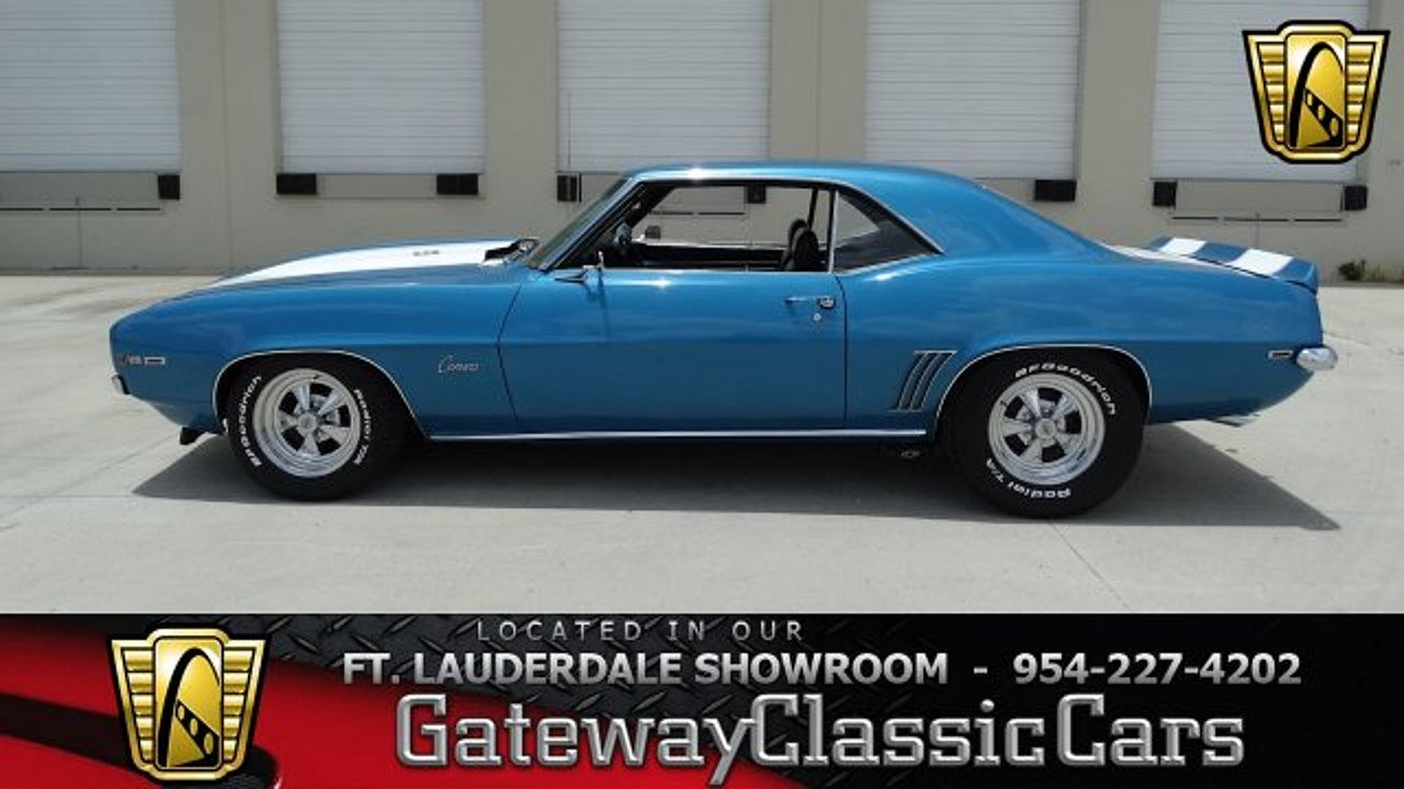 1969 Chevrolet Camaro Z28 for sale 100919921