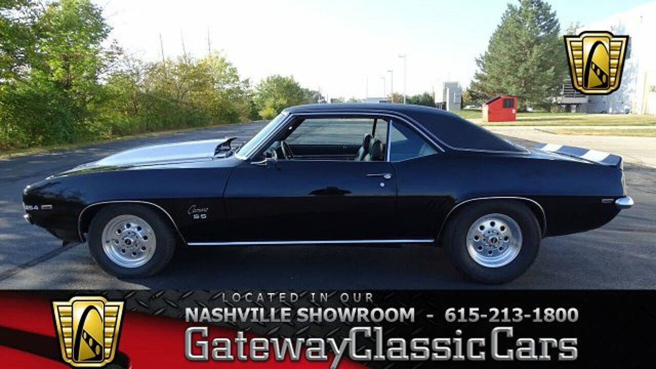 1969 Chevrolet Camaro SS for sale 100919993