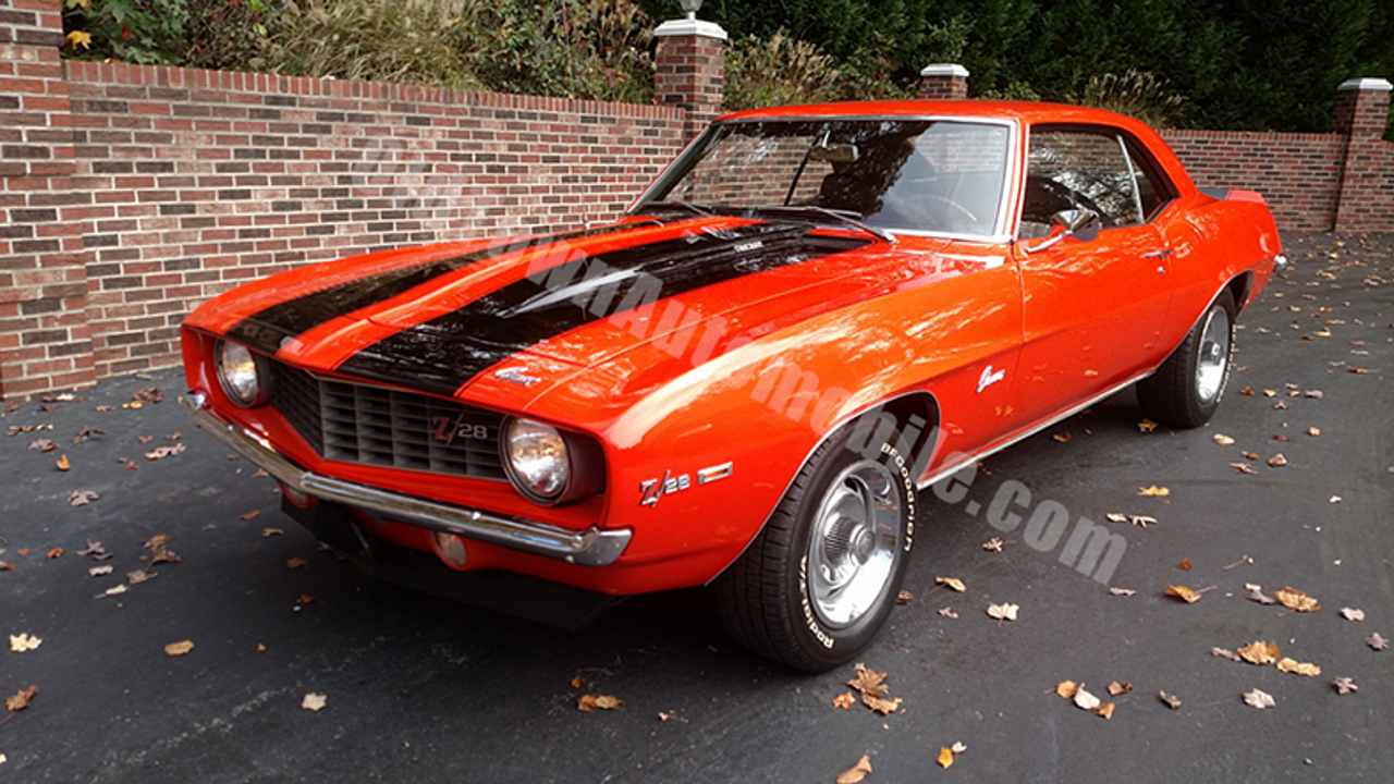 1969 Chevrolet Camaro Z28 for sale near Huntingtown, Maryland ...