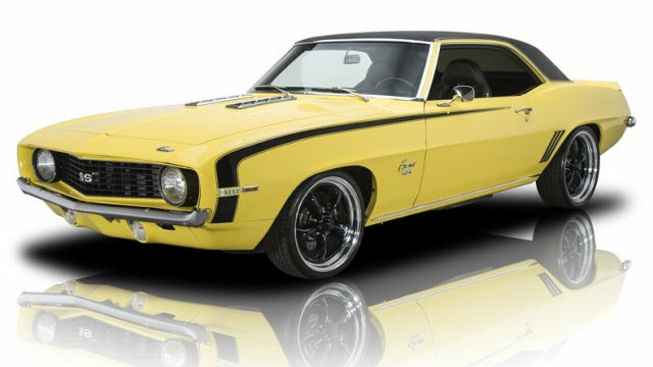 1969 Chevrolet Camaro for sale 100929829