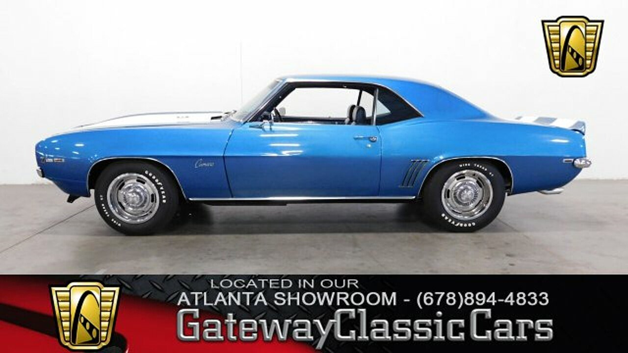 1969 Chevrolet Camaro Z28 for sale 100949655