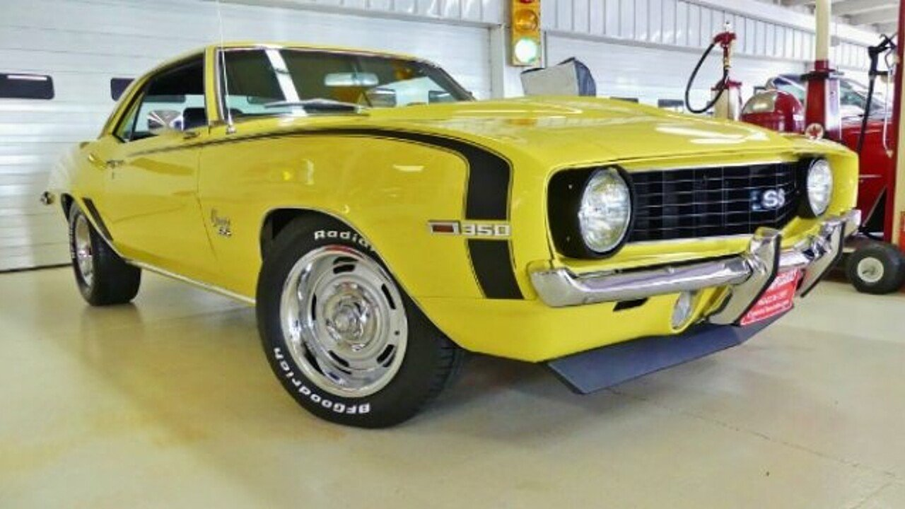 1969 Chevrolet Camaro for sale near Columbus, Ohio 43228 - Classics ...