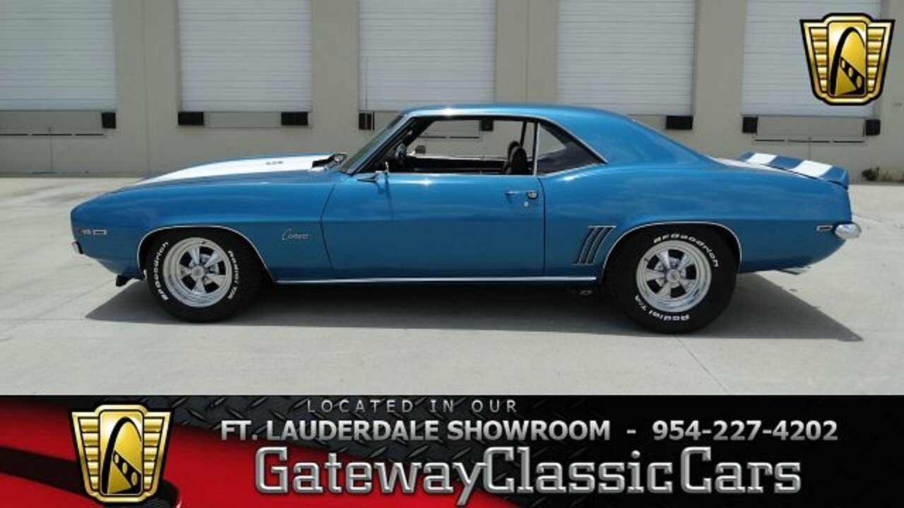 1969 Chevrolet Camaro Z28 for sale 100964205