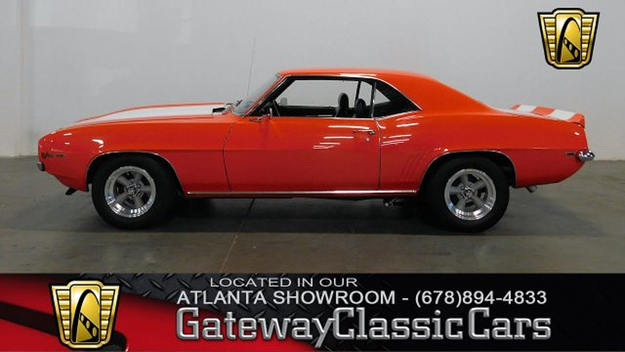 1969 Chevrolet Camaro Z28 for sale 100968575