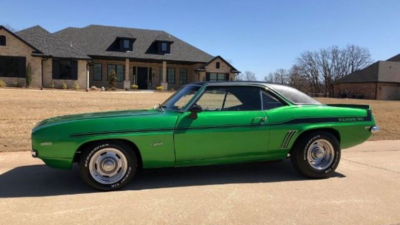 1969 Chevrolet Camaro for sale 100970872