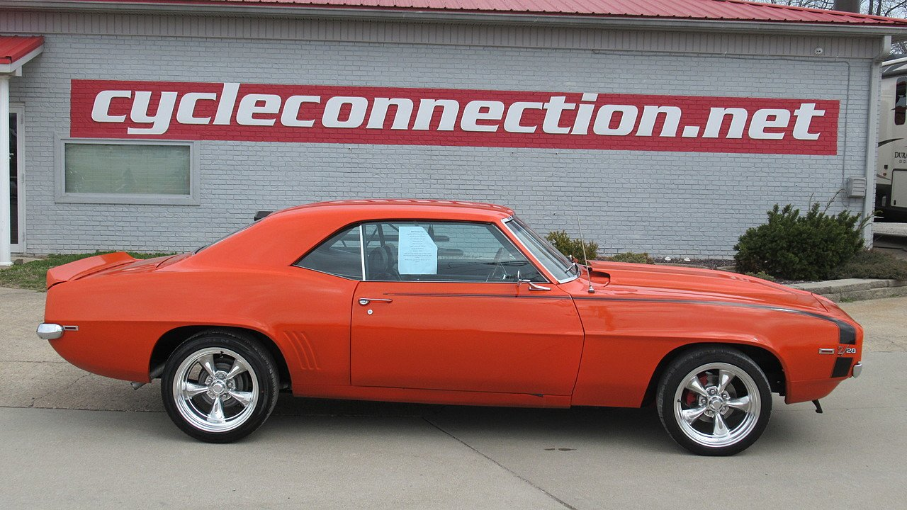 1969 Chevrolet Camaro Z/28 Coupe for sale 100971883