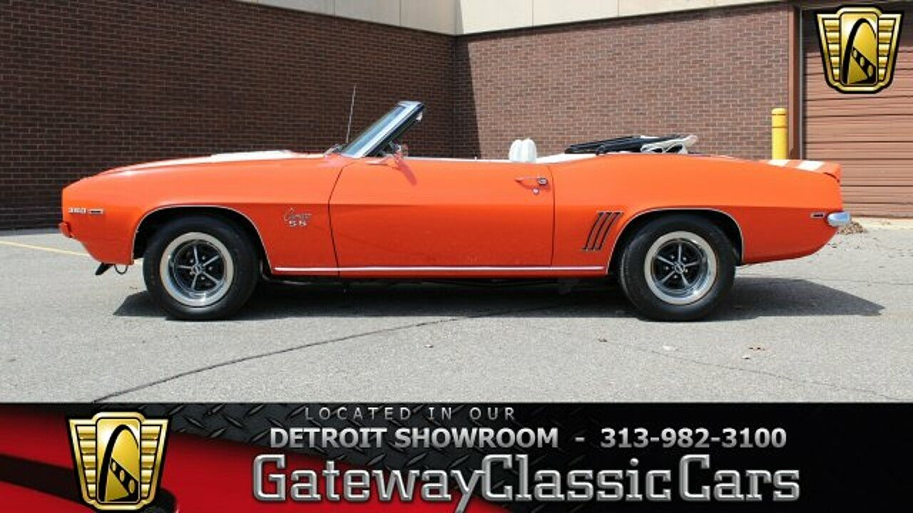 1969 Chevrolet Camaro for sale 100979914