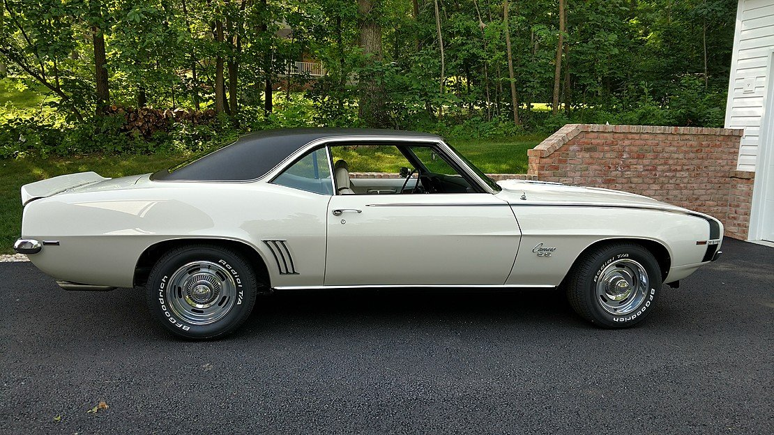1969 Chevrolet Camaro SS Coupe for sale 101033758
