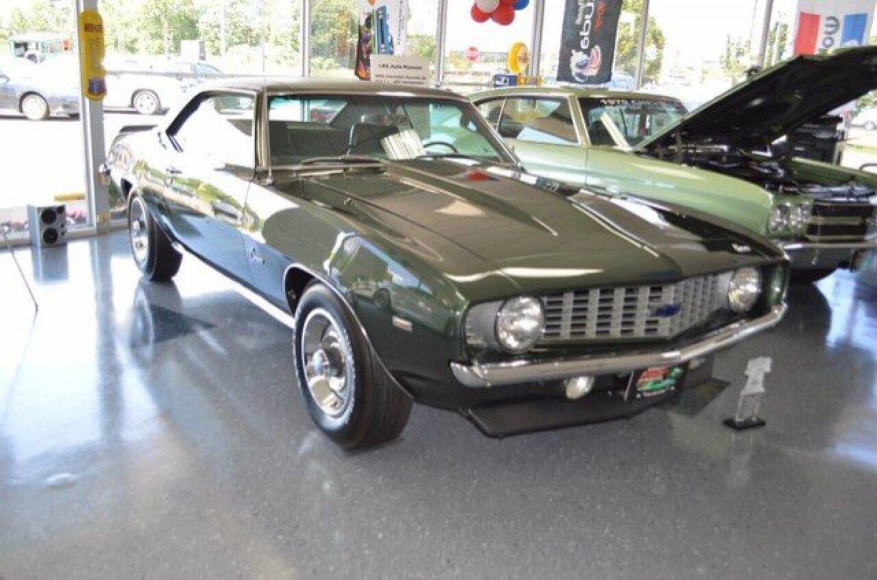 Cars For Sale Autotrader Bristol: 1969 Chevrolet Camaro For Sale Near Bristol, Pennsylvania