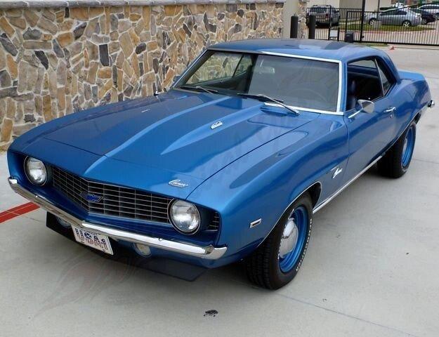 1969 Chevrolet Camaro For Sale 100860181
