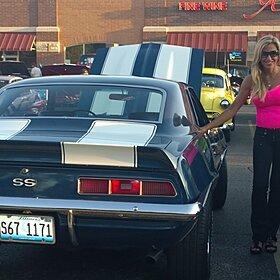 1969 Chevrolet Camaro for sale 100861061
