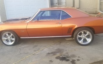1969 Chevrolet Camaro for sale 101008389