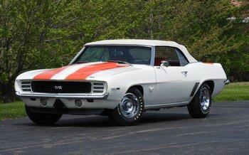 1969 Chevrolet Camaro for sale 100989126