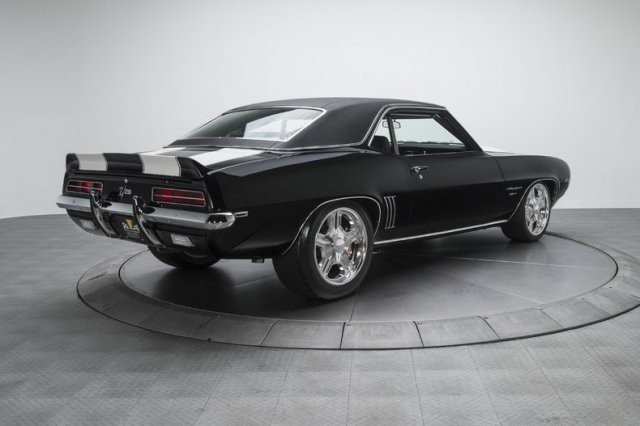 1969 Chevrolet Camaro Classics For Sale Classics On Autotrader