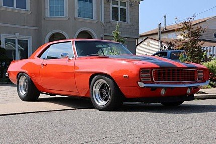 1969 Chevrolet Camaro for sale 100788410