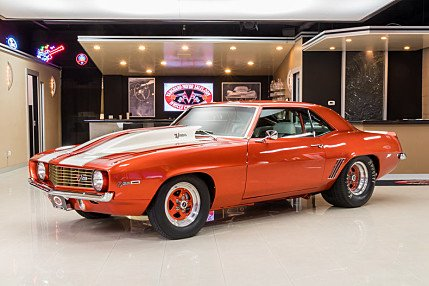 1969 Chevrolet Camaro for sale 100845935