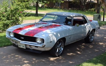 1969 chevrolet camaro - Old Muscle Cars For Sale