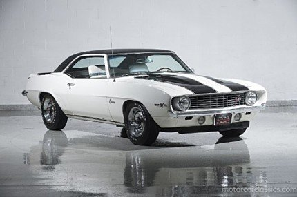 1969 Chevrolet Camaro for sale 100885712