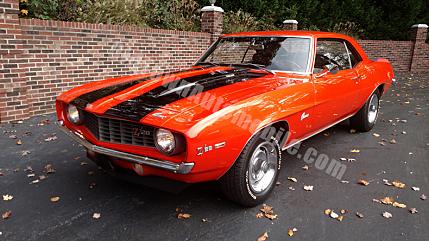 1969 Chevrolet Camaro Z28 for sale 100923593